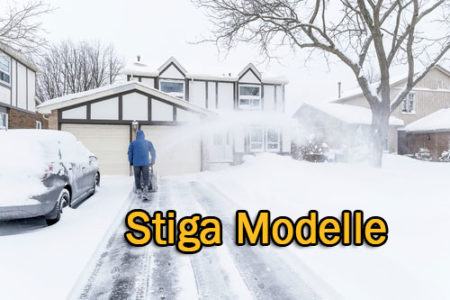 stiga-schneefraese-im-schnee